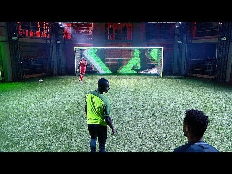 Download Nike Strike Night Challenge ft. Aubameyang x freekickerz