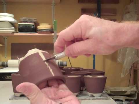 Making teacups