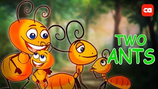 Two Little Ants : NURSERY RHYME