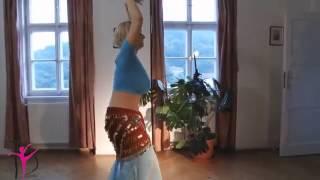 مش صافيناز رقص شرقي مصري