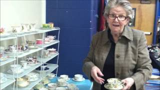 Sharon's Collectible Tea Cups set