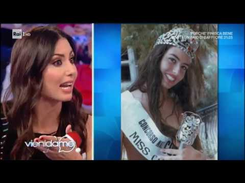 Xxx Mp4 Elisabetta Gregoraci Racconta La Sua Esperienza A Miss Italia Vieni Da Me 02 01 2018 3gp Sex