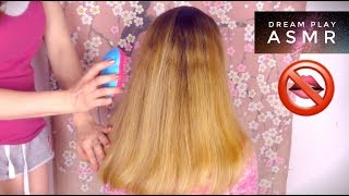 ★ASMR [no talking]★ 3k SPECIAL Relaxing Hair Brushing, Hairplay & Neck Massage | Dream Play ASMR