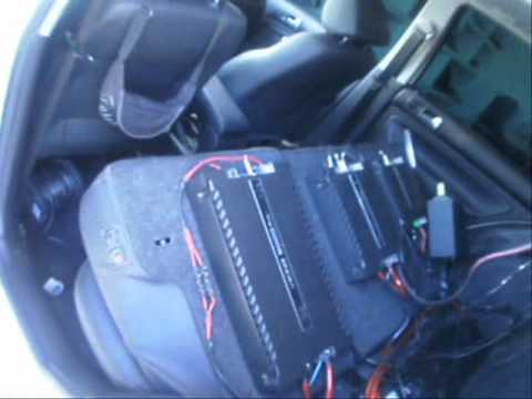 Audio Car Golf Som automotivo