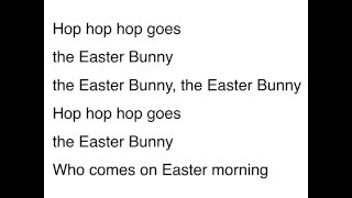 Have You Seen The Easter Bunny?