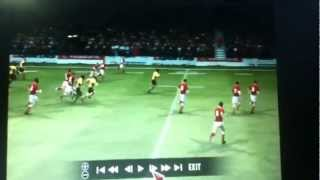 Greatest try ever scored (elite) rugby 08