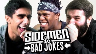 YOU LAUGH YOU LOSE - SIDEMEN DO BAD JOKES