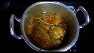 পাংগাস মাছের দো পেয়াজা - Pangasius Fish Curry