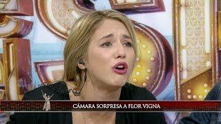¡Para el infarto! La tremenda cámara oculta de José María Listorti a Flor Vigna