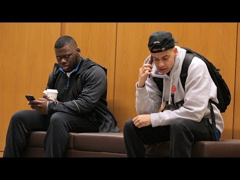 Embarrassing Phone Calls in the Library (Part 5) PRANK