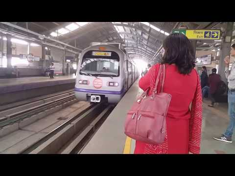 Xxx Mp4 Delhi Metro Train Complete Ride 3gp Sex