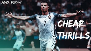 Cristiano Ronaldo • 2016 》CHEAP THRİLLS》1080p 》HD