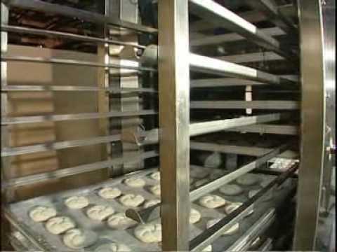 MaquinasdePanaderia LINEA AUTOMATICA para todo tipo de pan redondo