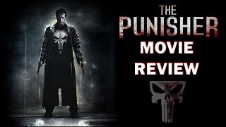 Movie review - the punisher