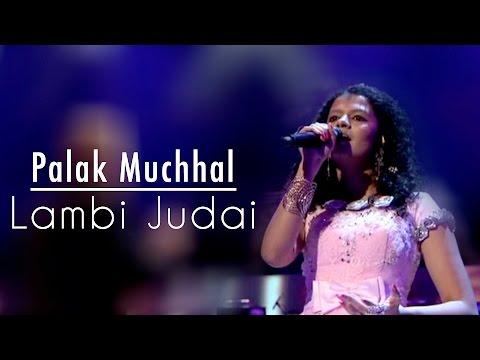 Lambi Judaai - Palak Muchhal  Live at Royal Albert Hall, London  Reshma Tribute