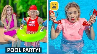 Girls Problems In Summer | Relatable Facts