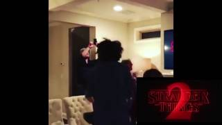 Stranger Things Actors react to Stranger Things 2 Trailer
