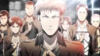 Shingeki no Kyojin opening 1 Jean Kirchstein version