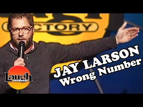 Xxx Mp4 Jay Larson Wrong Number Stand Up Comedy 3gp Sex