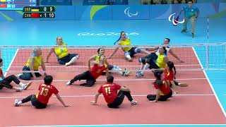 One Week Countdown   2018 Sitting Volleyball World Championships