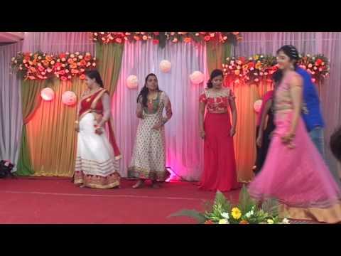 Shifali's Sangeet function