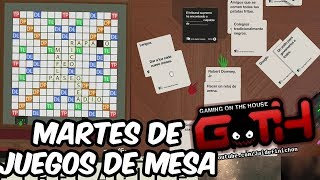 JUEGOS DE MESA Y MUJERZUELAS! Extracto ENVIVO en Español - GOTH