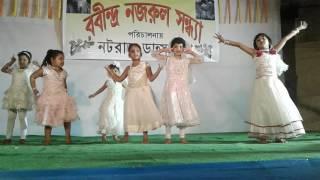 Momer Putul Momer Deser Meye - Performed By Sampurna Chatterjee