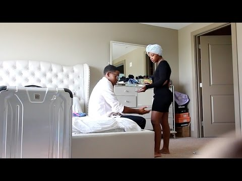USED CONDOM PRANK ON GIRLFRIEND