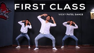 First Class Dance Video | Kalank | Vicky Patel Choreography | Varun dhawam