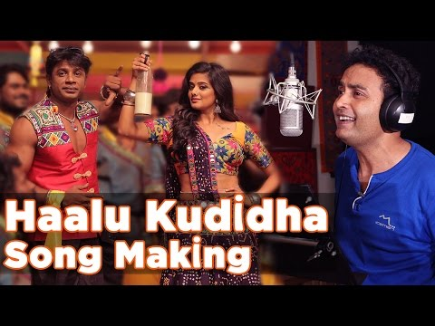 Xxx Mp4 Dana Kayonu Haalu Kudidha Makkle Making Video Duniya Vijay V Harikrishna Yogaraj Bhat 3gp Sex