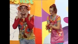 Hi-5 Surprise LIVE DVD: Ready Or Not (12/15)