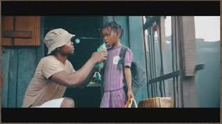 Mbosso shida video cover.  W.C.B