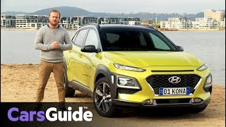 Hyundai Kona 2017 review: first Australian drive video