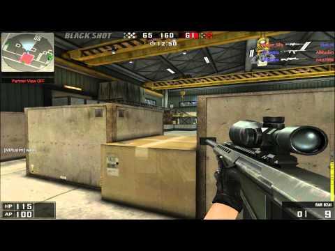 SG Master Silly BlackShot Montage Mask Killer 13