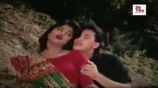 Eka ache to ki hoyache | Bangla movie song | Salman shah & Moushumi