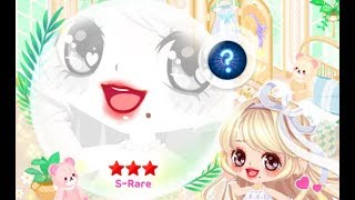 LINE Play - Tica August Curious Closet (Lace Chiffon Beauty Mark Laughing Lips)