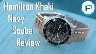 Hamilton Khaki Navy Scuba Review