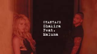 El Chantaje  Shakira ft Maluma 2016