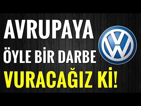 Erdoğan'dan Almanya'yı Bitiren Hamle! Volkswagen'i Satın Alıyoruz!