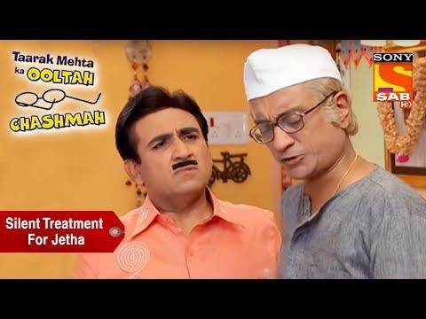 Xxx Mp4 Champaklal Gives Jetha A Silent Treatment Taarak Mehta Ka Ooltah Chashmah 3gp Sex