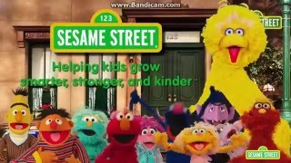 Sesame Street Season 46 End Credits