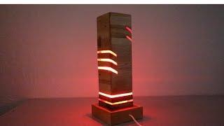 Wow+%21%21+Awesome+Brilliant+DIY+Modern+LED+Desk+Lamp+%26+IDEAS