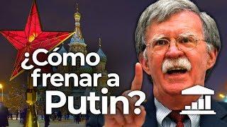 ¿Cómo USA quiere vencer a Putin? - VisualPolitik