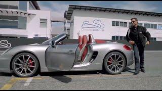 Porsche Boxster - Movie 2014