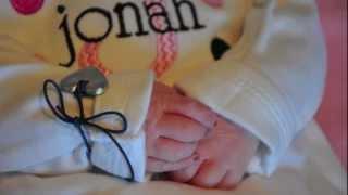 In Memory of My Daughter, Jonah Wynn MacCharles - May 4, 2012