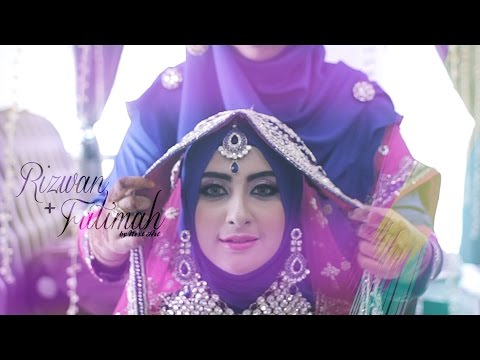 Xxx Mp4 INDIAN MUSLIM WEDDING Kuala Lumpur MALAYSIA Rizwan Fatimah Reception By NEXT ART 3gp Sex