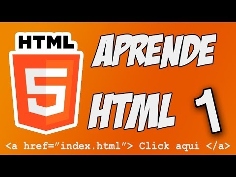 Curso: Aprende HTML desde cero - 1. Introducción al HTML