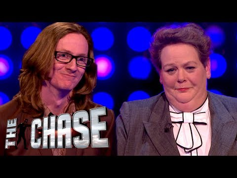 Ed Byrne's Incredible £117,000 Head to Head!   The Celebrity Chase