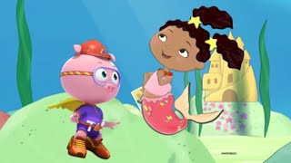 Super WHY! Full Episodes English ✳️ The Little Mermaid✳️  S01E39 (HD)