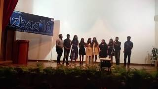 Western Grp Song - by OLYMPIANS